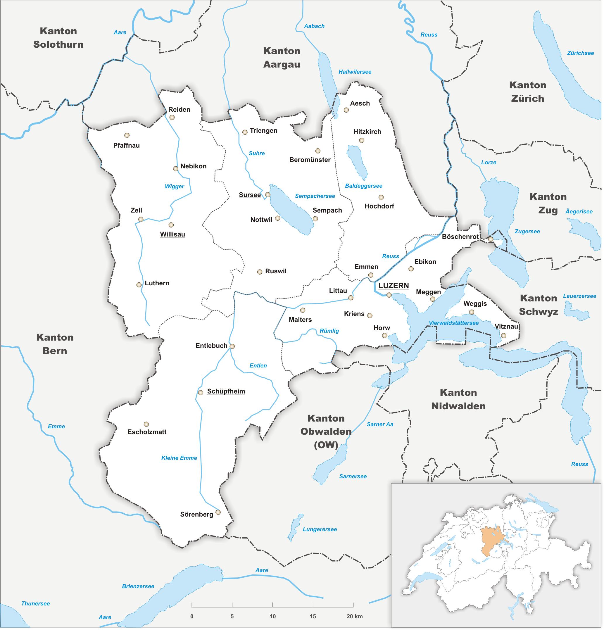 file karte kanton luzern wikimedia commons