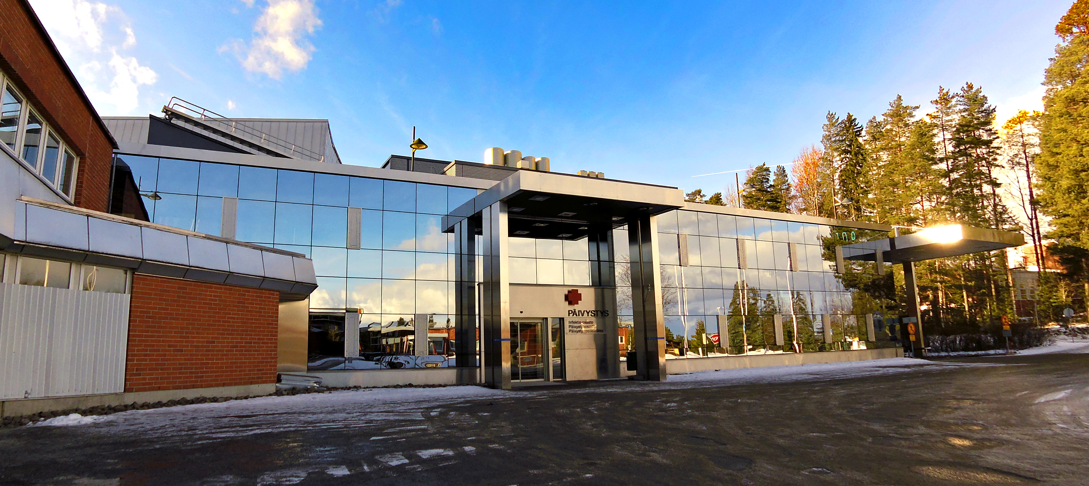 Tiedosto Keski Suomen Keskussairaala Paivystys Jpg Wikipedia