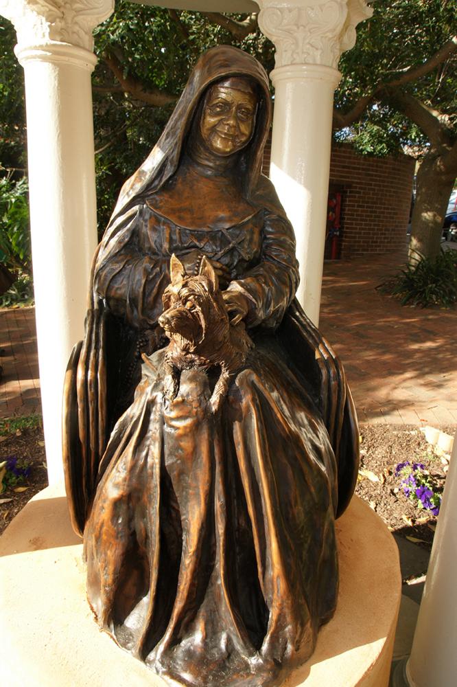Klarfeld first australian saint St Mary Mackillop