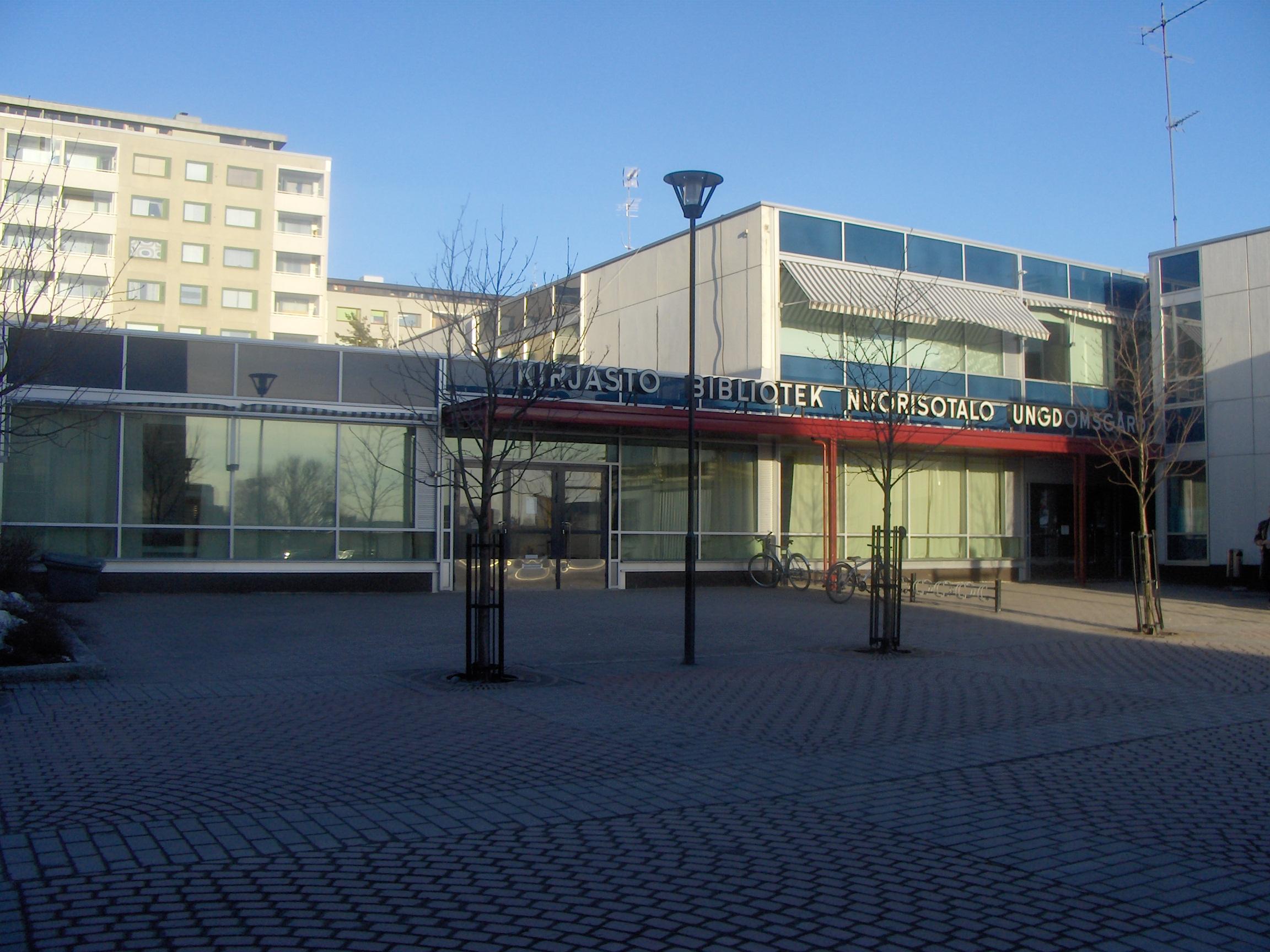 Helsinki Kirjasto