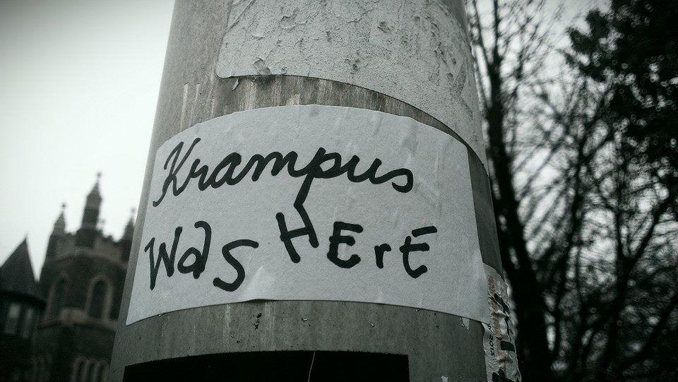 Krampus In Popular Culture Wikipedia