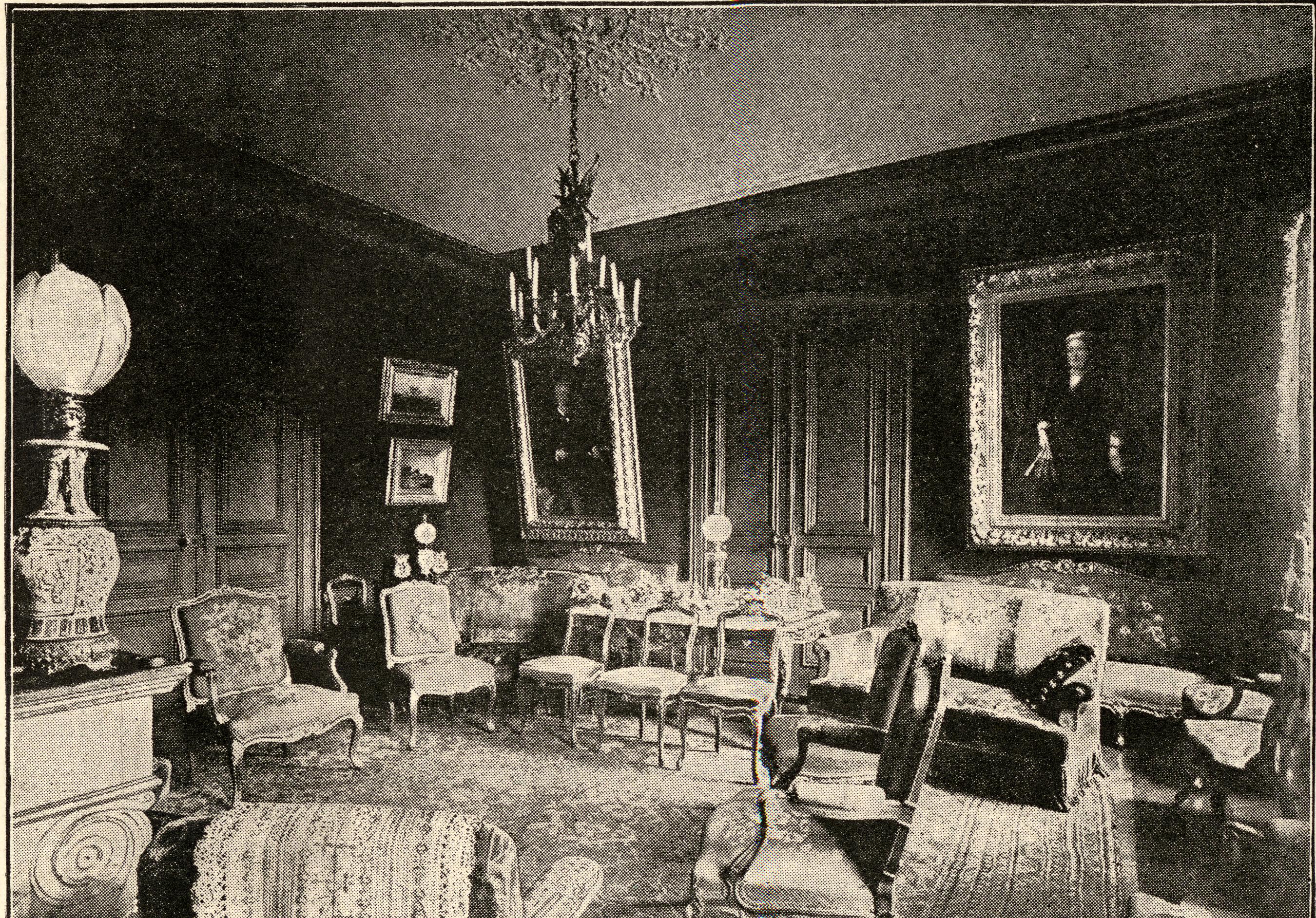 File la maison de jules verne vers 1894 le grand salon for Les salon de maison
