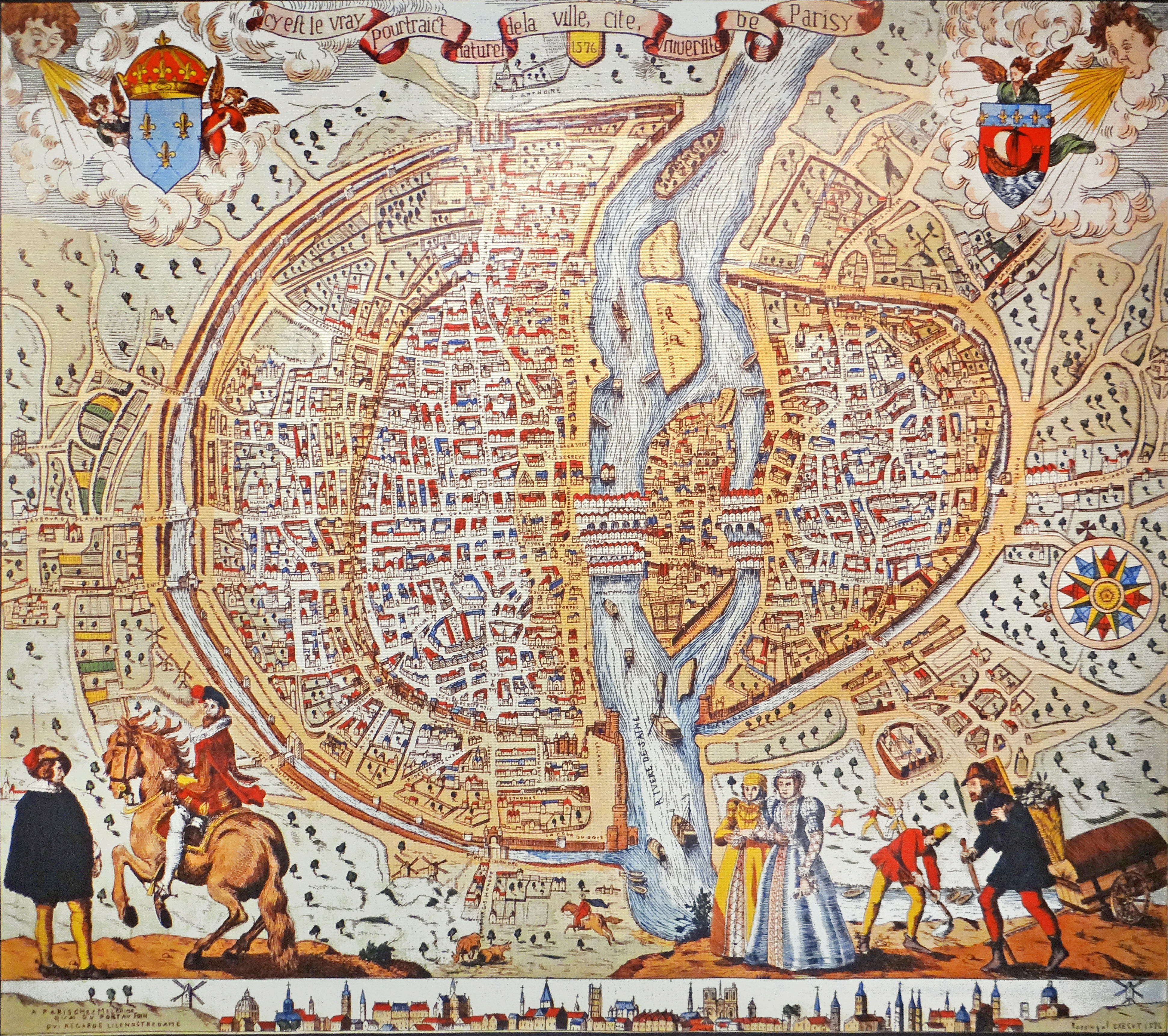 File:La ville de Paris en 1576, musée Carnavalet.jpg