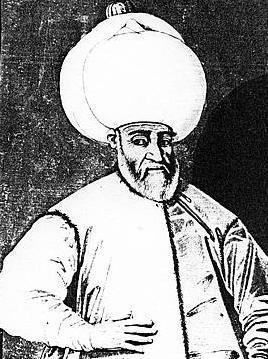Лала Кара Мустафа-паша