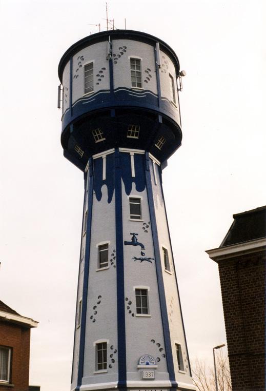 Water tower of Landen