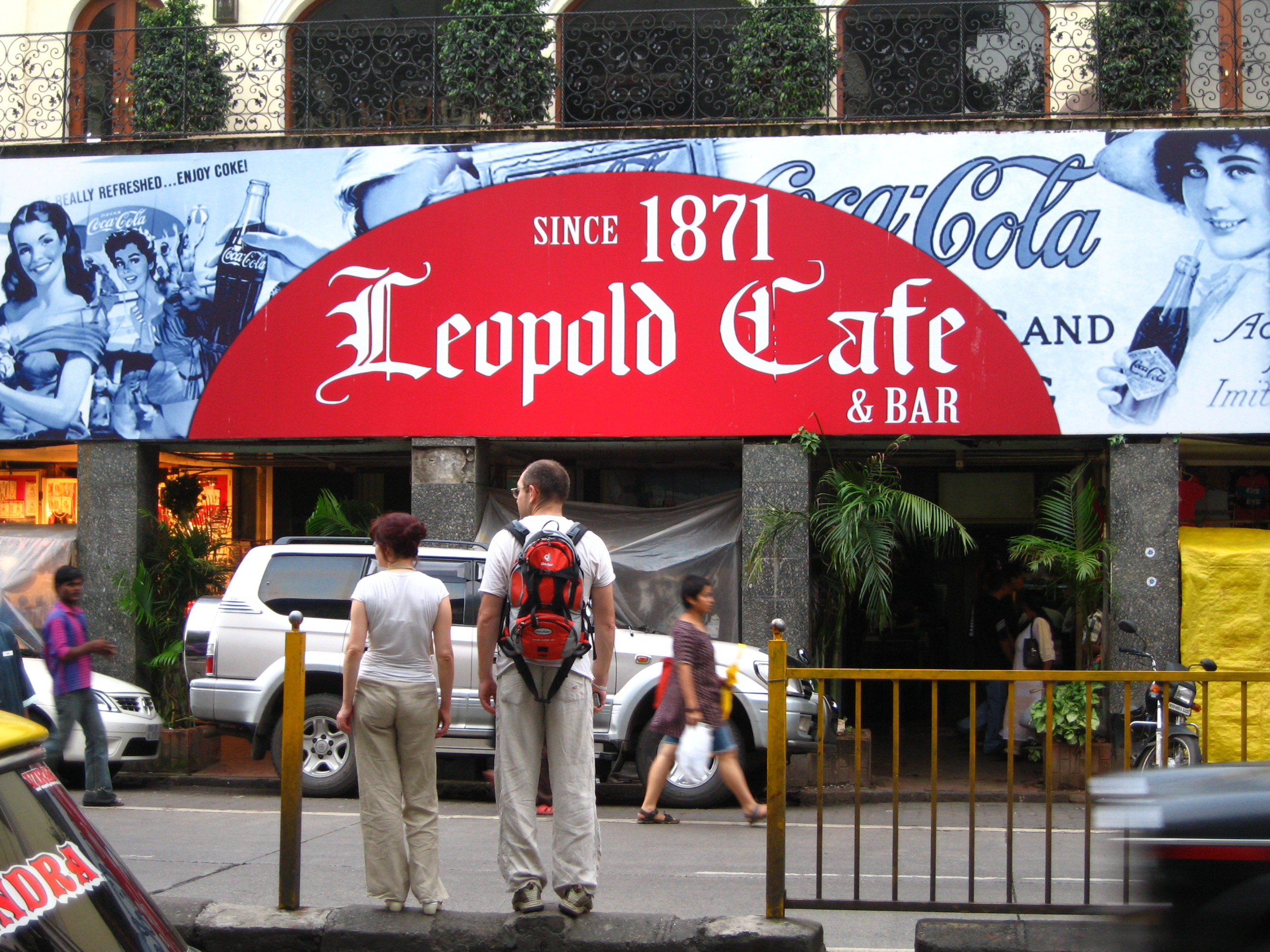 Leopold Cafe - Wikipedia