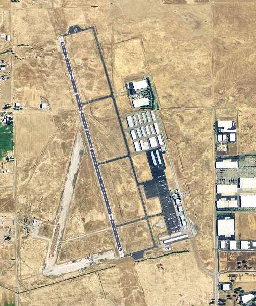 Lincoln Regional Airport  California