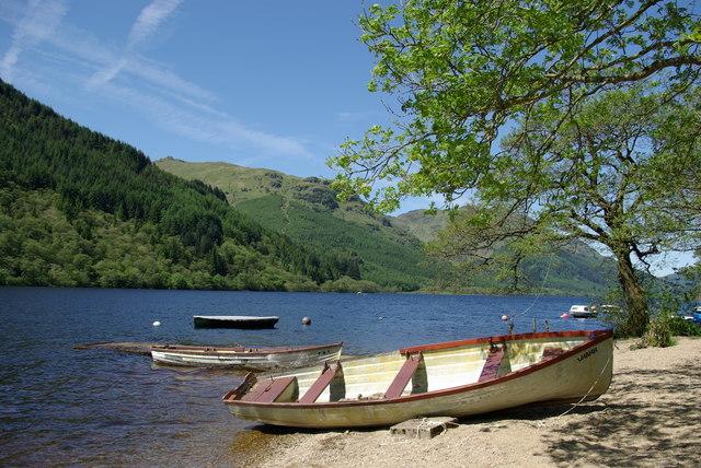 Loch Eck - geograph.org.uk - 1429052