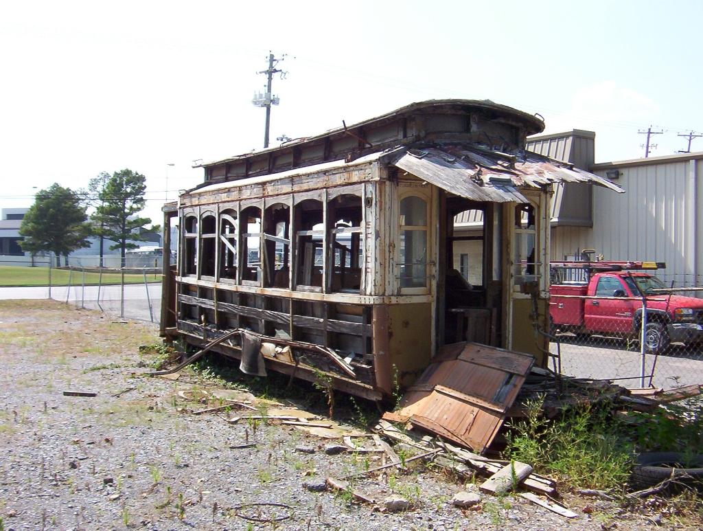 File Mata Trolley Unrestored Memphis Tn 5 Jpg Wikimedia