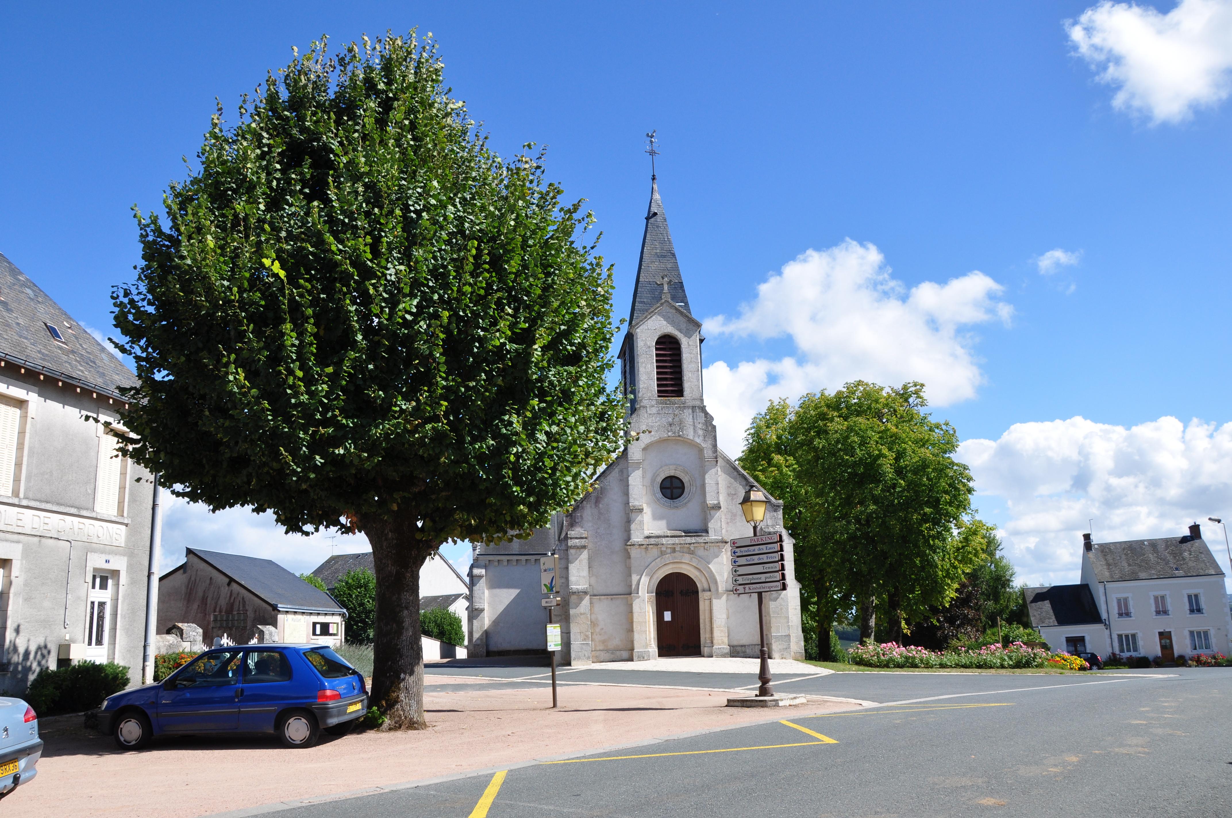 Maillet (Indre)