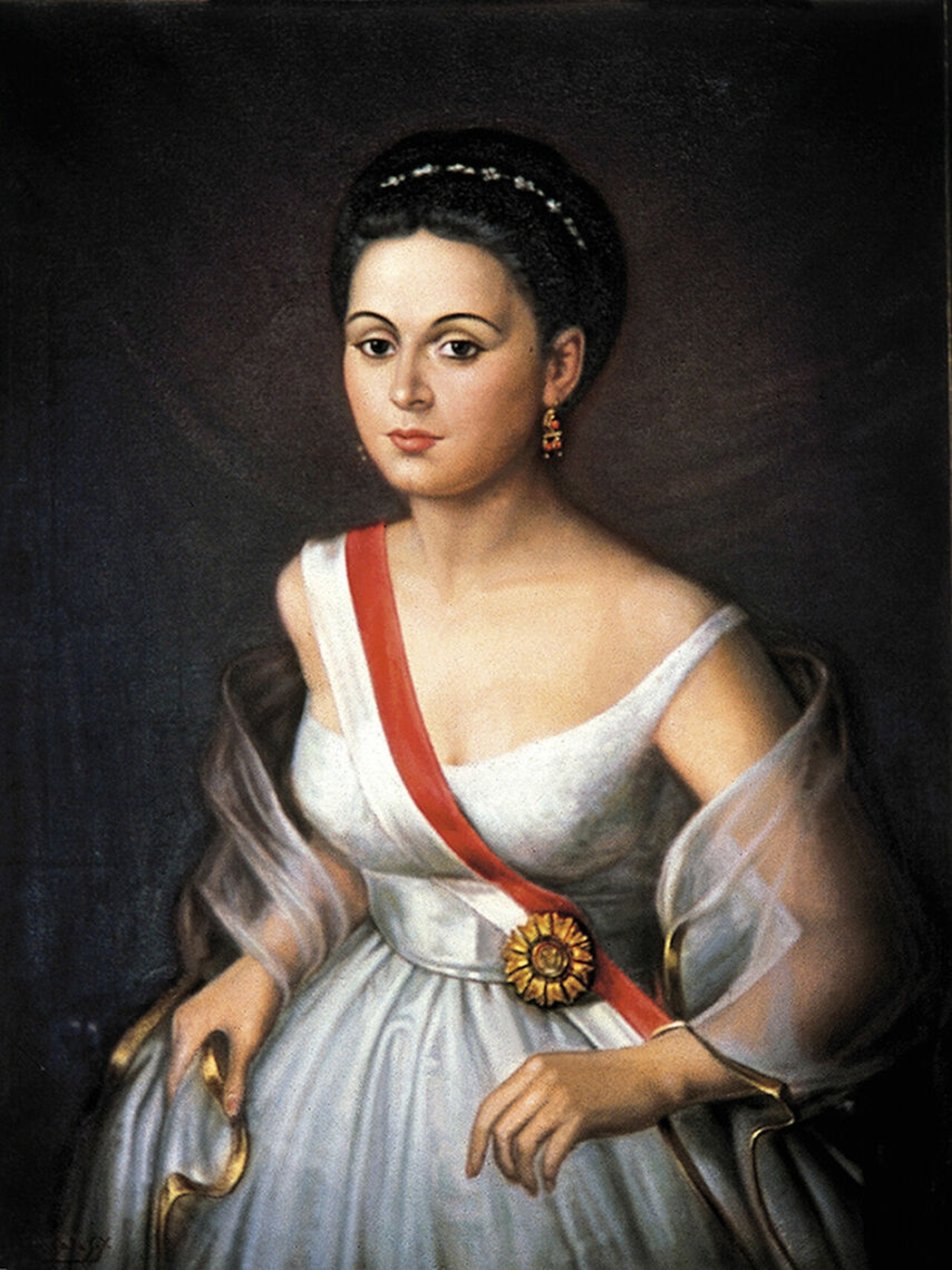 Simon Bolivar Wife