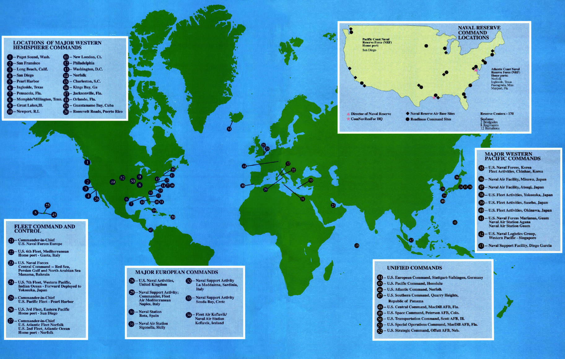 FileMap Of The United States Navy Commands In Png - Us map 1824