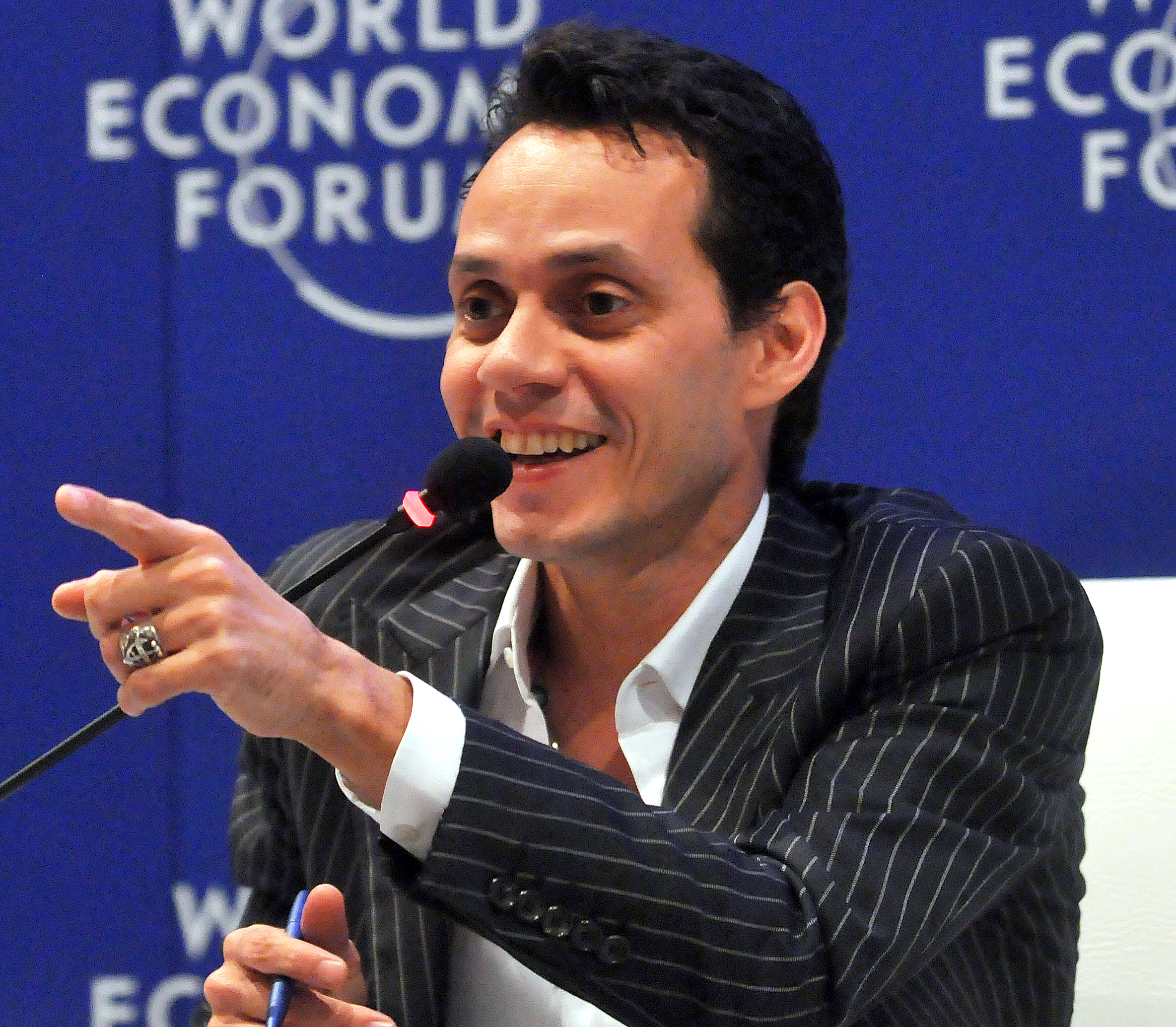 Marc Anthony - Wikipedia, la enciclopedia libremark antoni