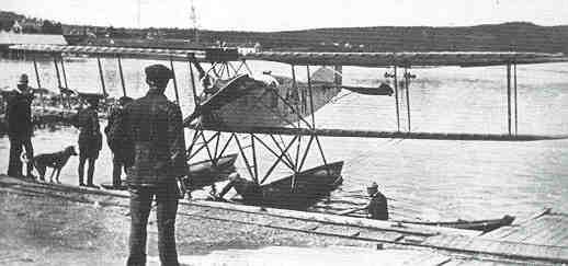 Marinens Flyvebaatfabrikk M.F.8