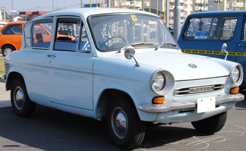 Suzuki Vintage Cars