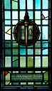 Memorial Stained Glass, Yeo Hall, Chapel, Royal Military College of Canada 605 Oliver Tiffany & 203 Williiam Bermingham
