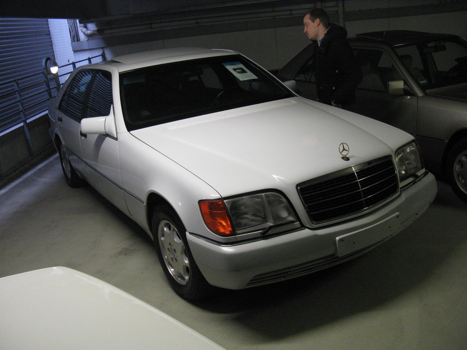 File Mercedes Benz 600 Sel W140 8463390794 Jpg