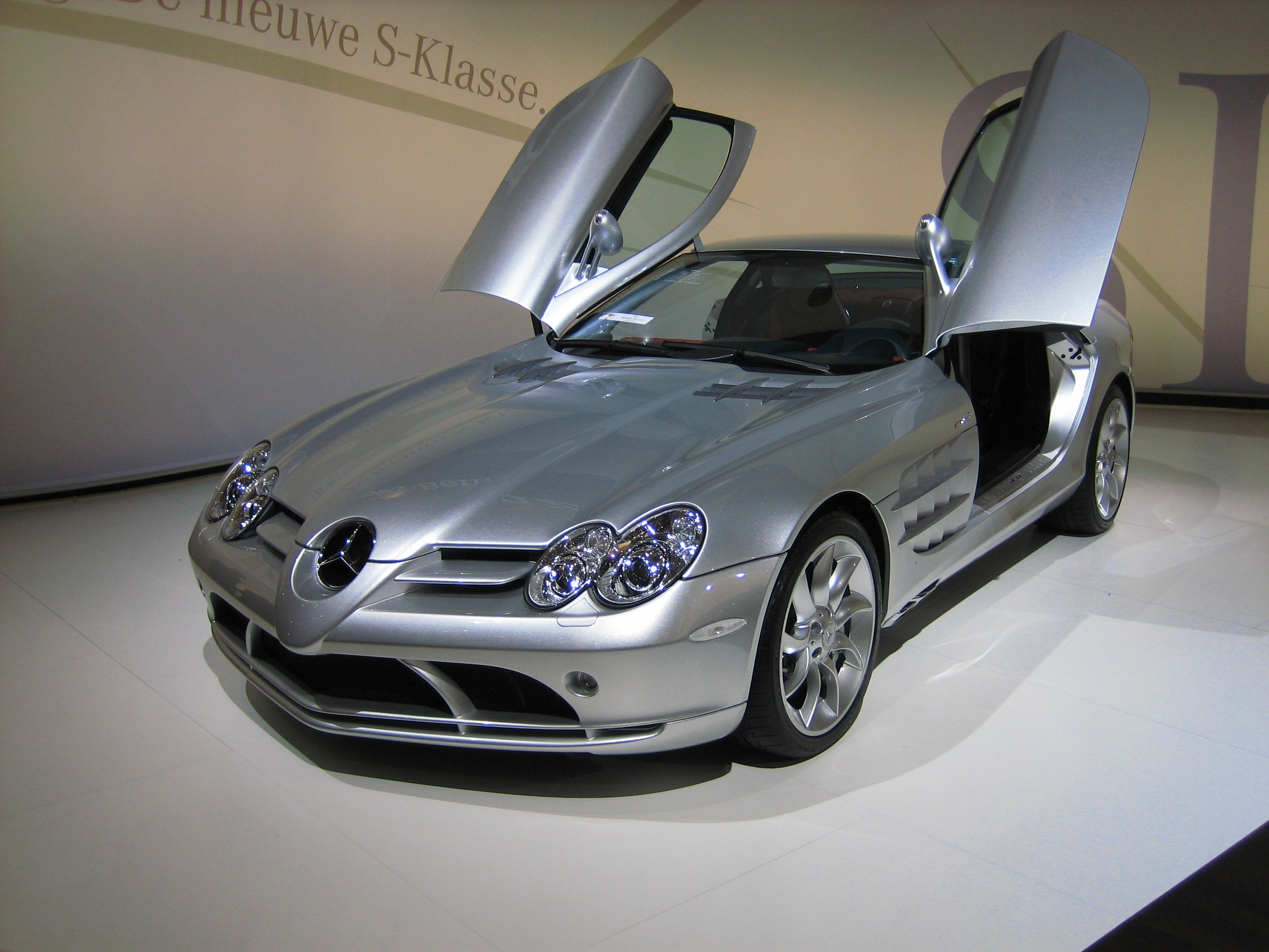 File Mercedes Benz Slr Mclaren 2 Jpg Wikimedia Commons
