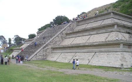 Mexico.Pue.Cholula pyramid best places to visit in Mexico