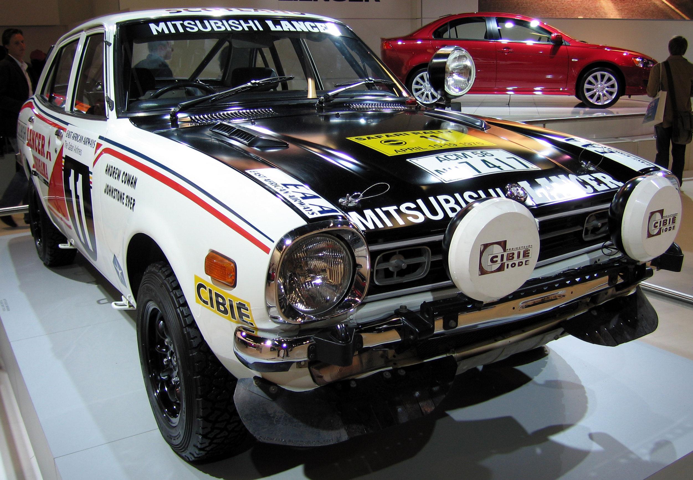 File Mitsubishi Lancer 1600 Gsr Safari Rally 1976 Jpg