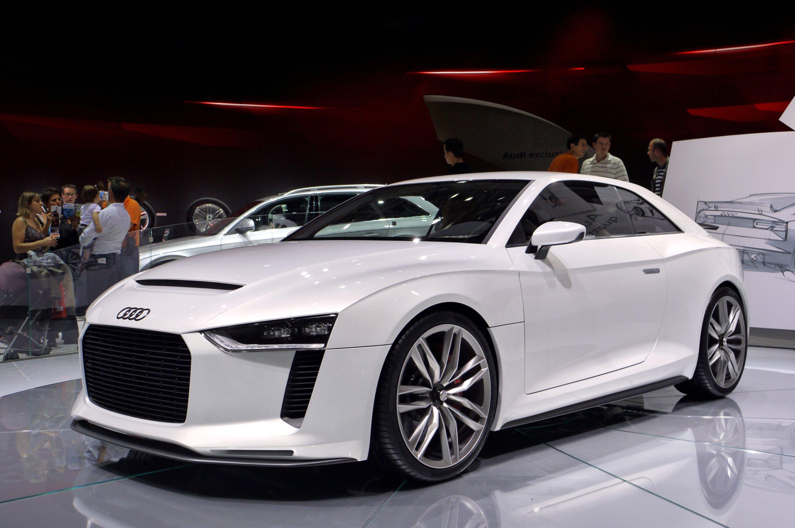 Audi Quattro Concept Wikipedia
