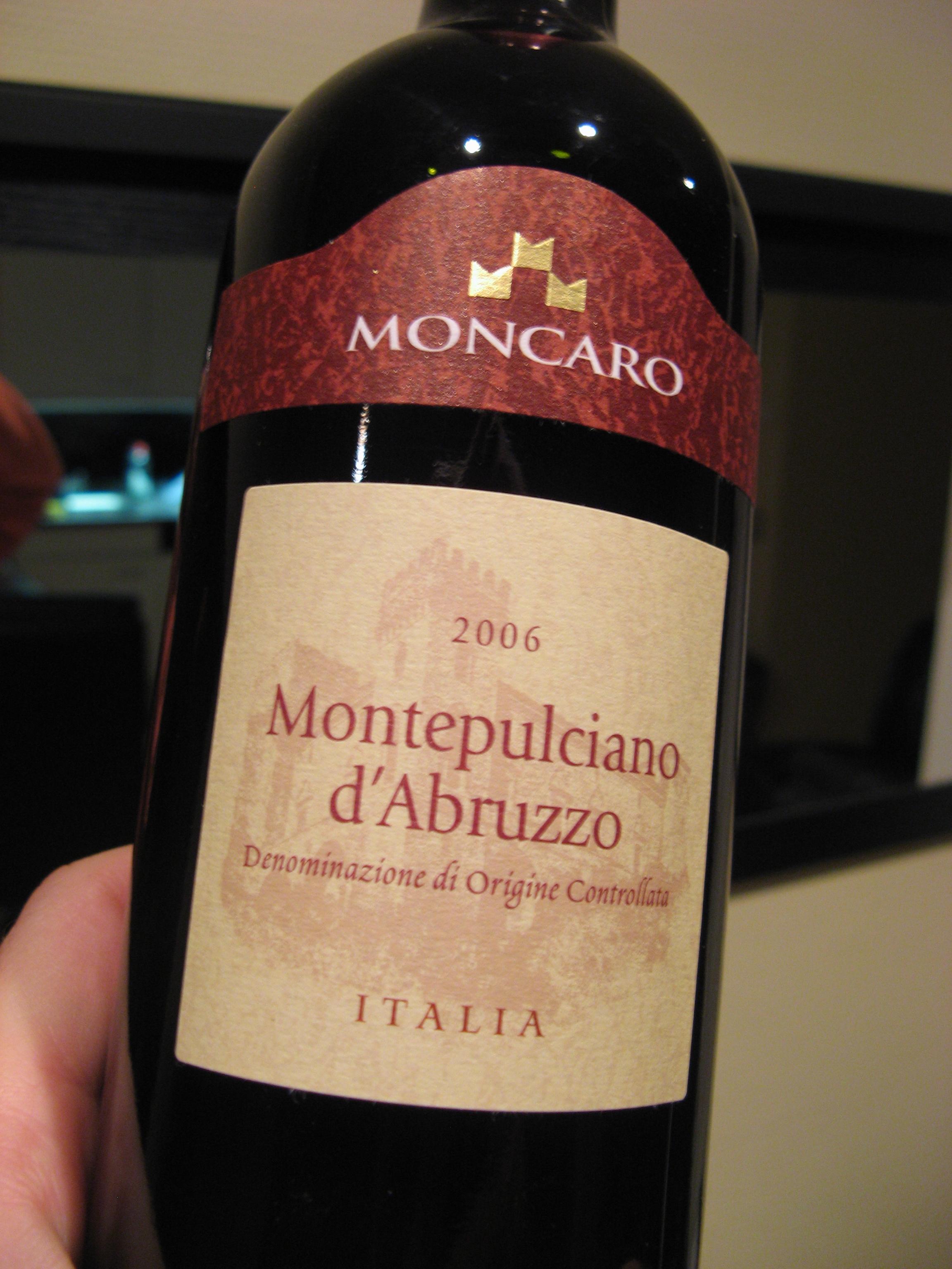 t 1715 dabruzzo montepulciano - photo#2