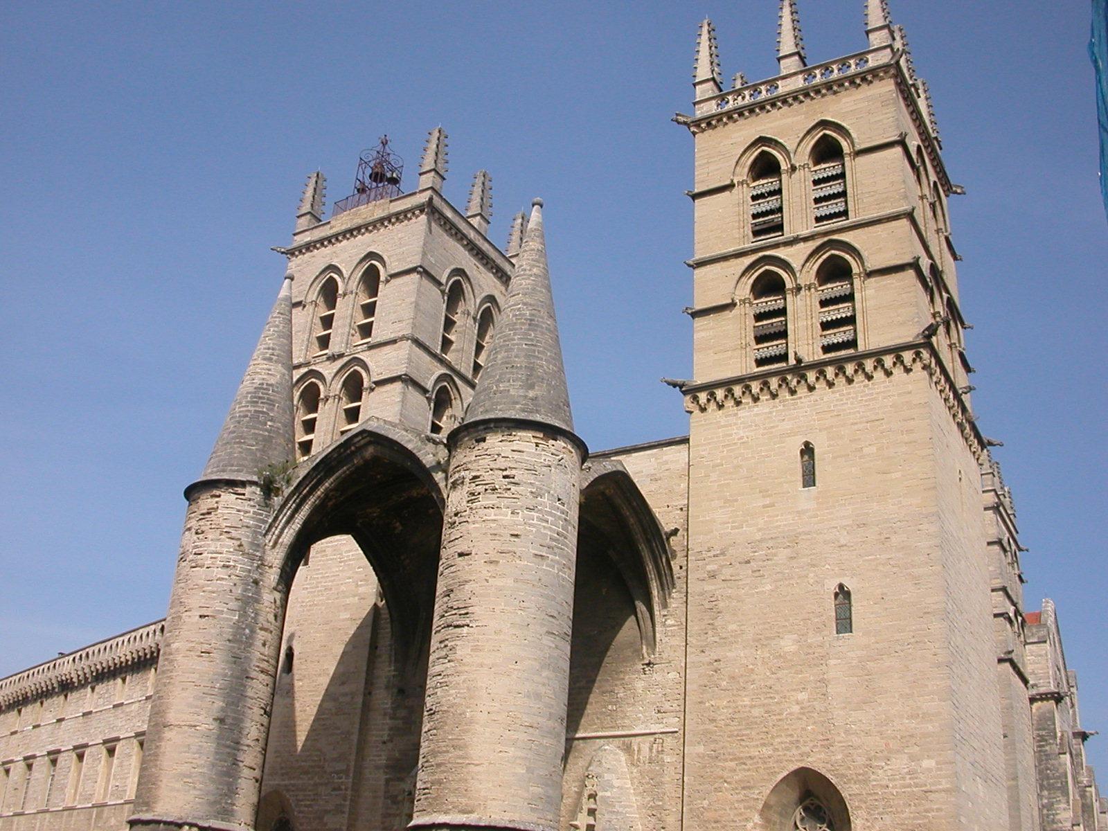 File montpellier wikimedia commons - Cathedrale saint pierre de montpellier ...