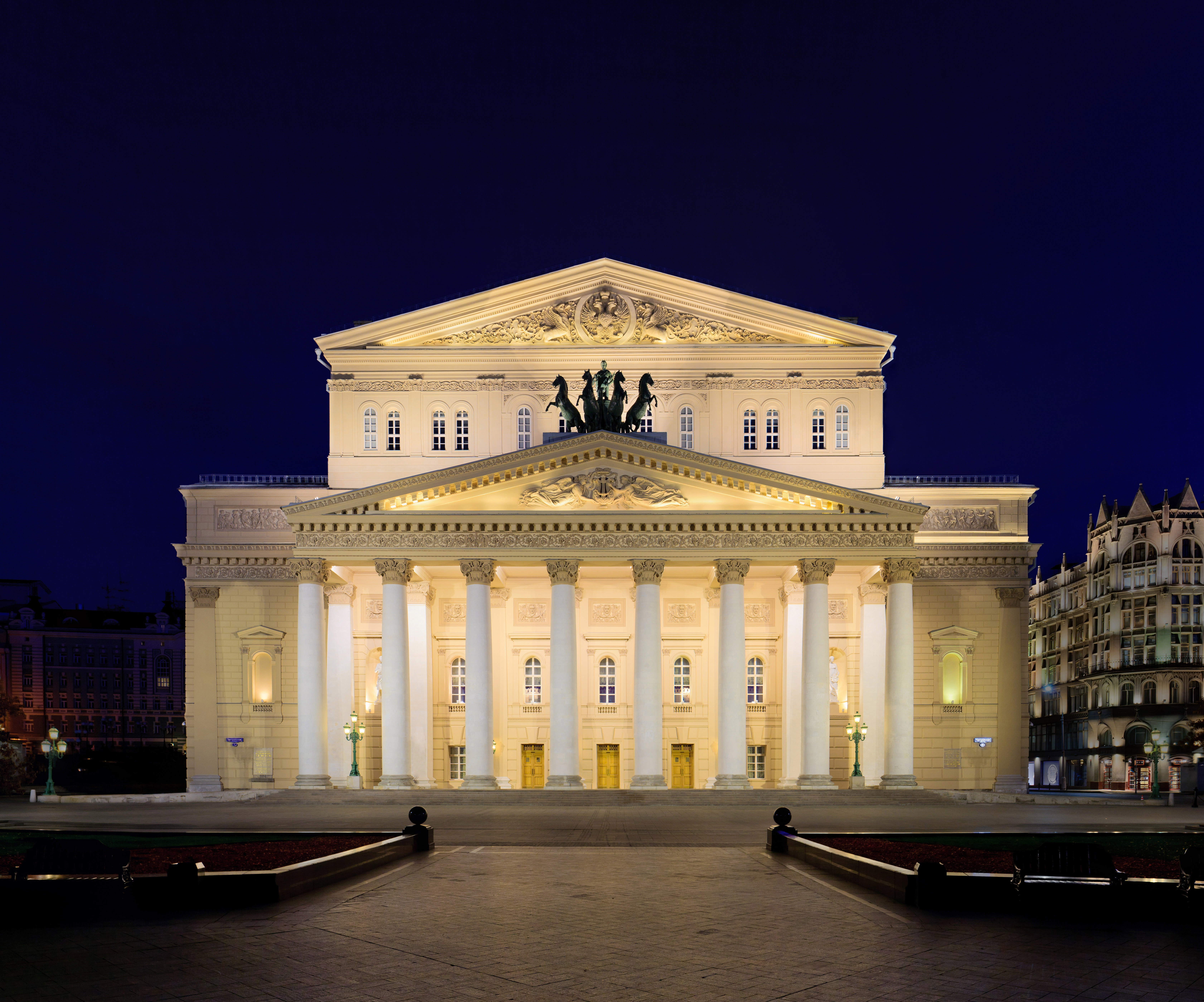 The artistic director of the Bolshoi Theater Sergey Filin told about his version of the attack on him. 01.22.2013