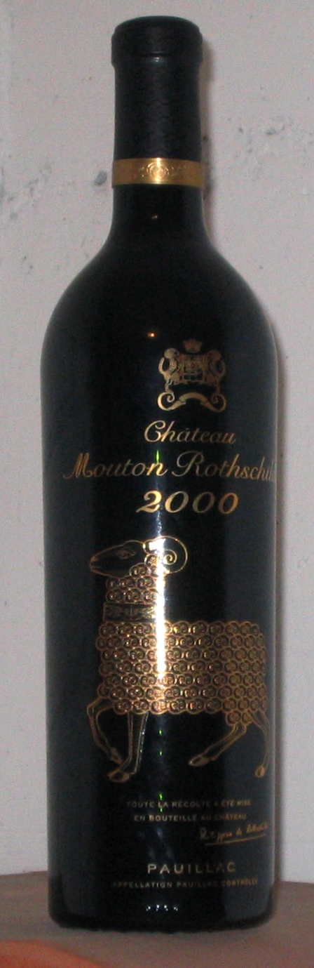 File:Mouton Rothschild 2000.jpg - Wikimedia Commons