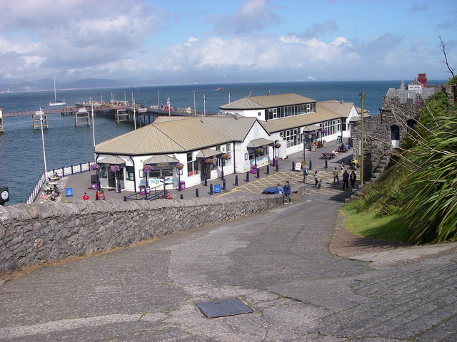 Mumbles Pier - geograph.org.uk - 865192