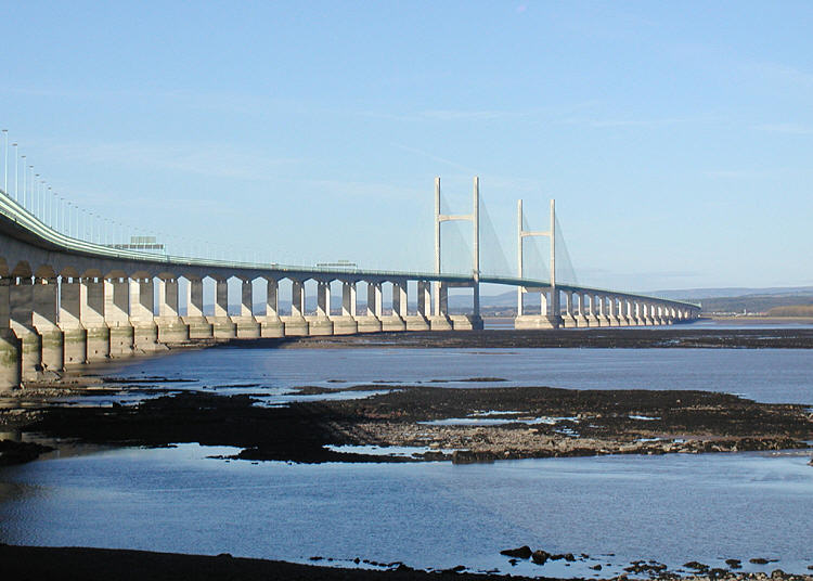 Second Severn Motorway Bridge