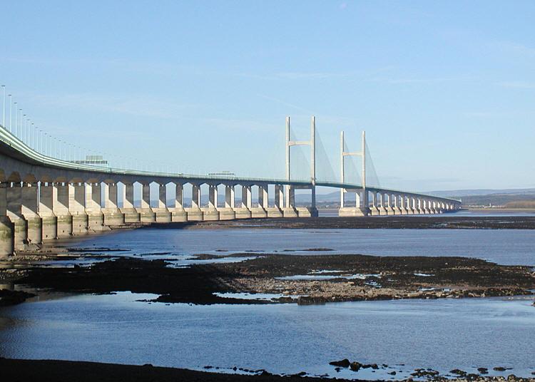 Second Severn Motorway Bridge