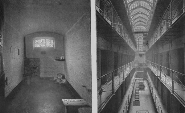 notes on a visit to newgate Elizabeth fry began to visit the women of newgate prison on a regular basis  newgate prison and myself are becoming quite a show, which is a very serious thing.