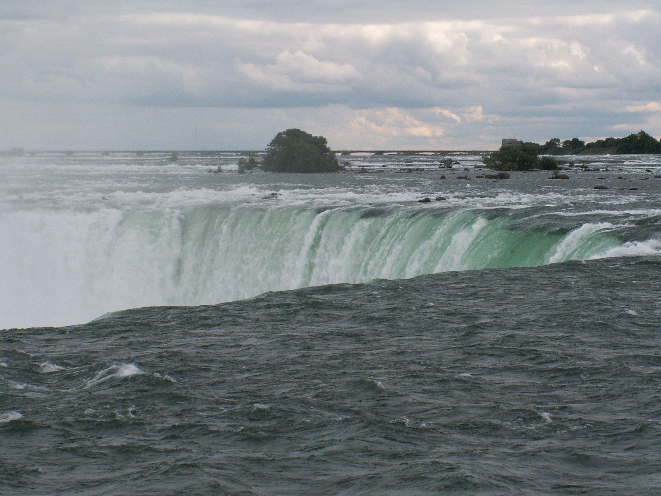 Niagara - Fälle, Quelle: WikiCommons (genaue Angabe Artikelende)