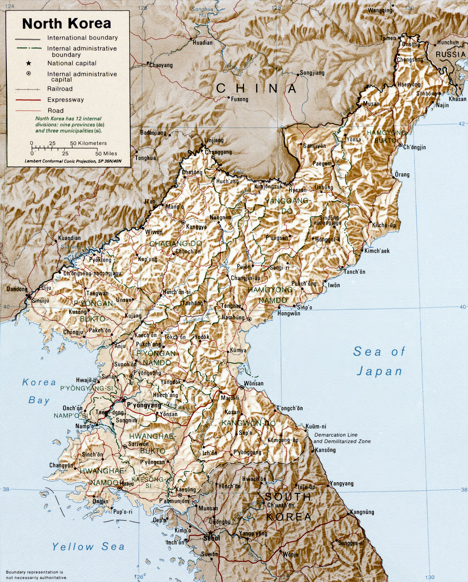Atlas of North Korea - Wikimedia Commons