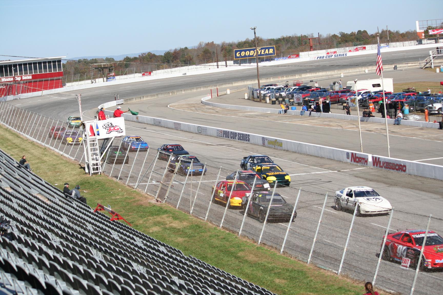 North Wilkesboro Speedway - Wikipedia