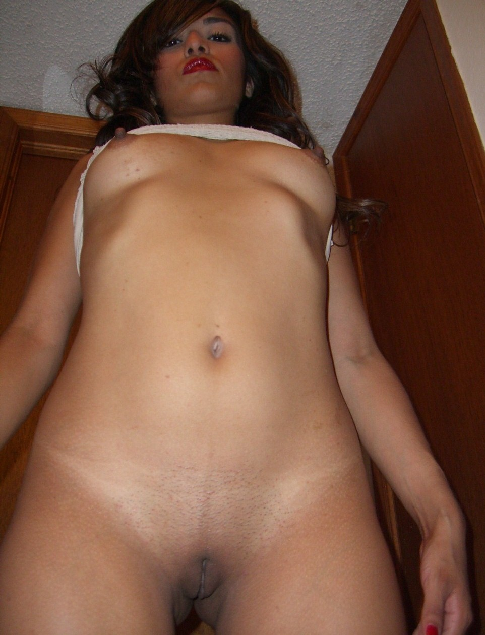 up standing nude women Looking