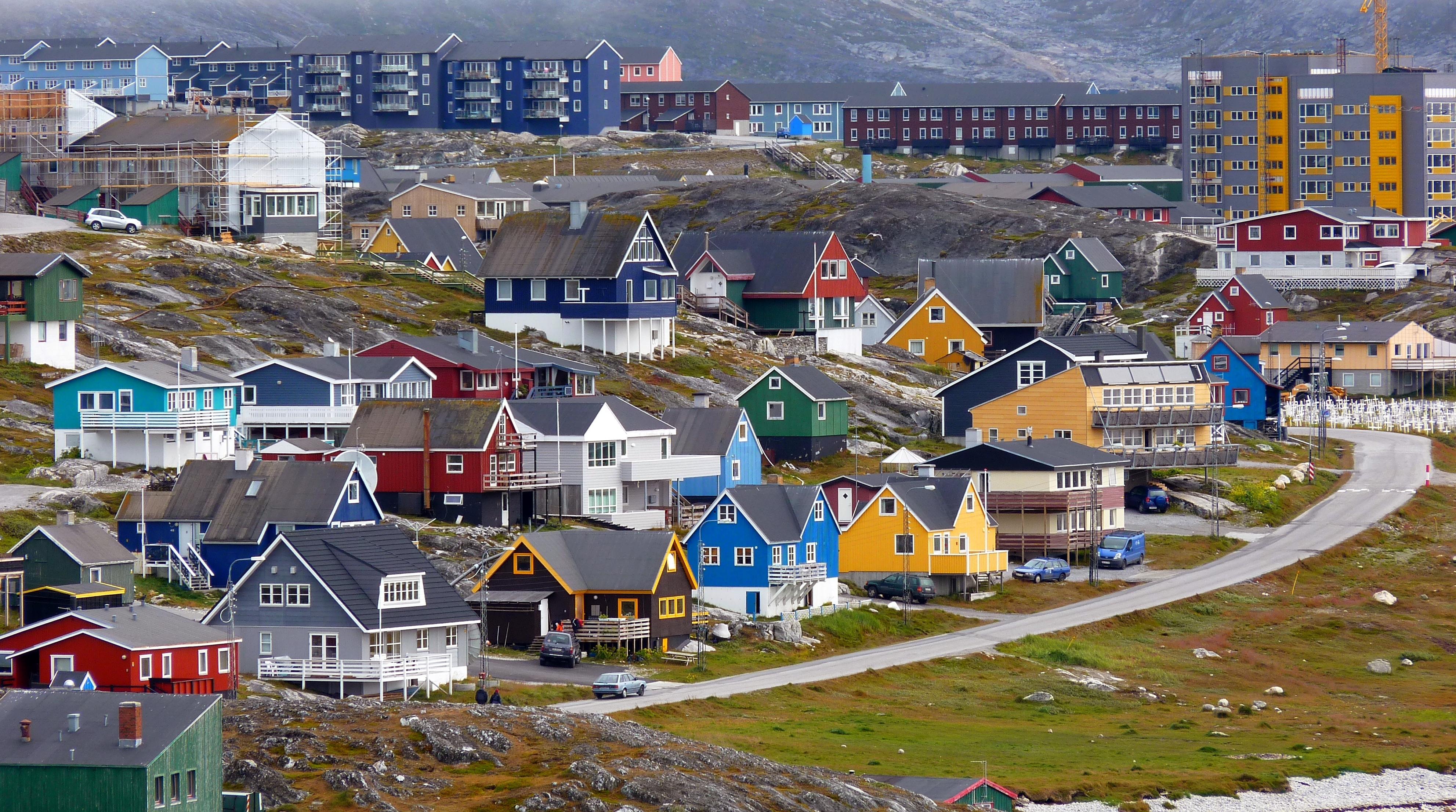 file nuuk capital of greenland panoramio jpg wikimedia commons