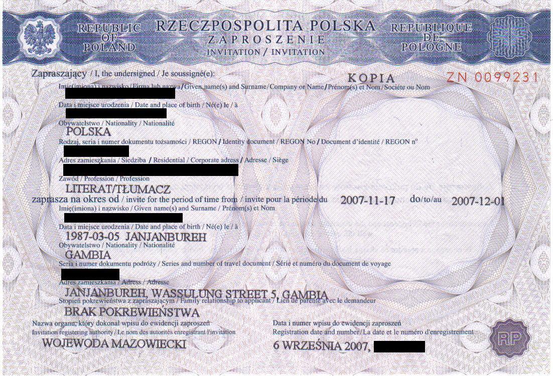 Fileofficial Invitation To Polandjpg Wikimedia Commons