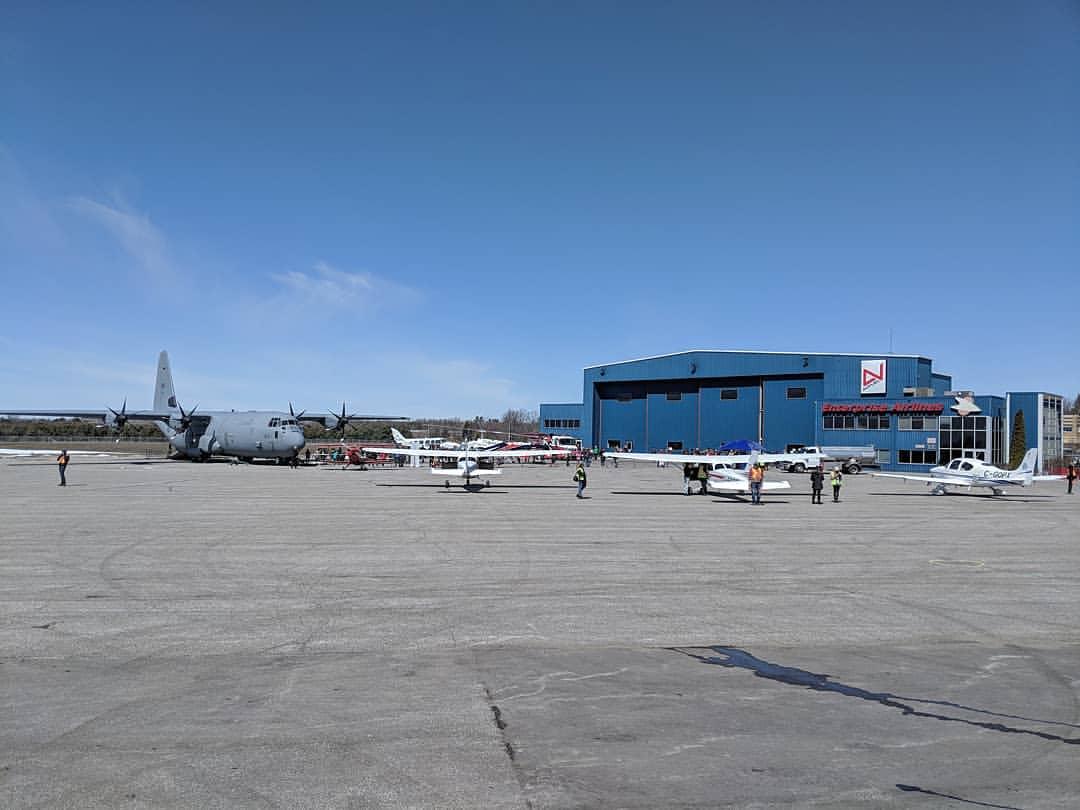 Oshawa Executive Airport