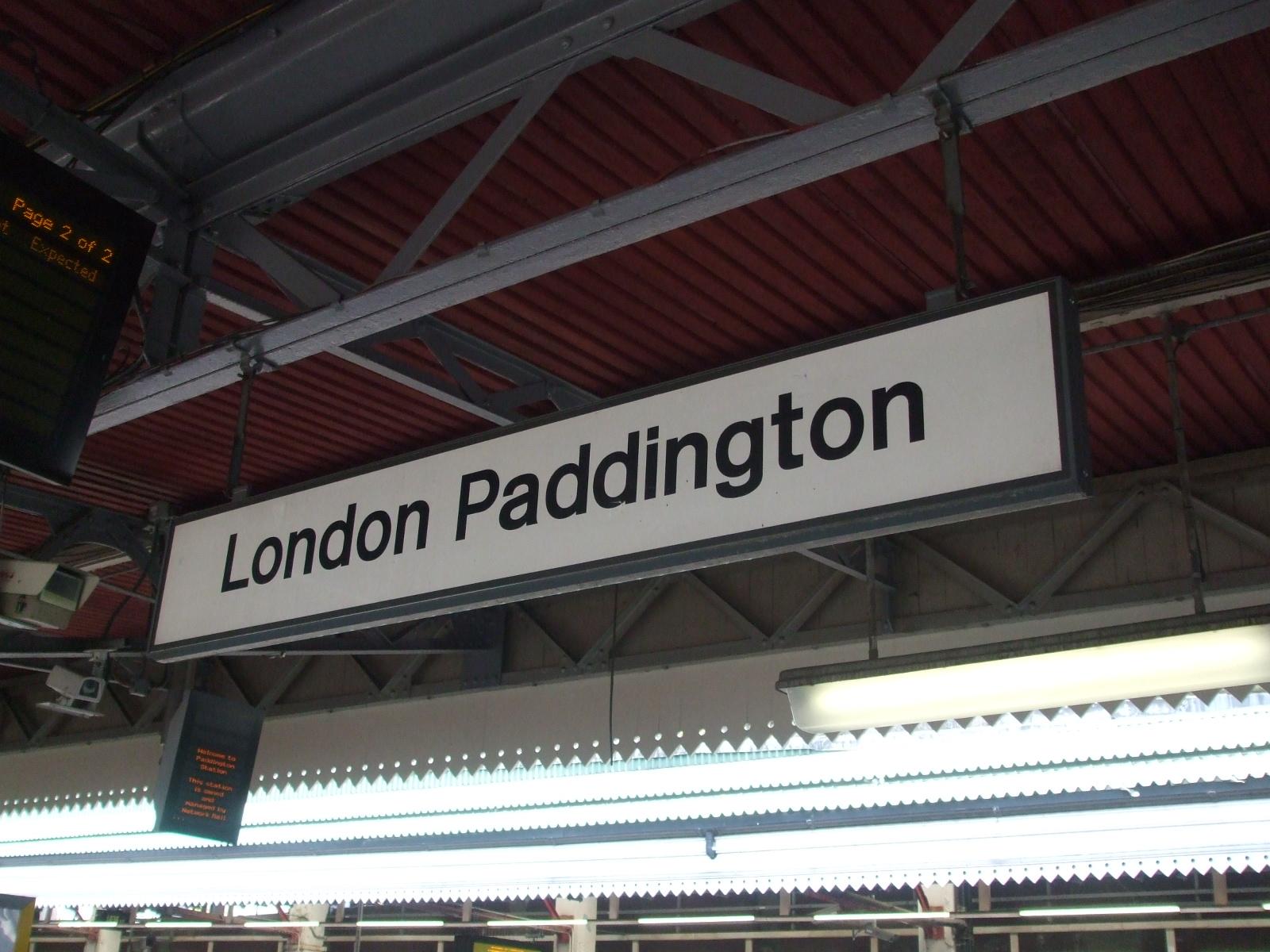 Bildergebnis für paddington station