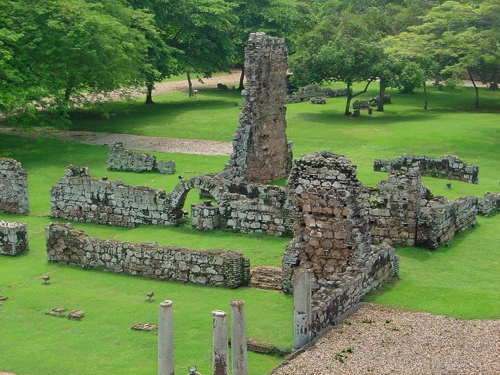 File:Panama viejo arquelogico.jpg