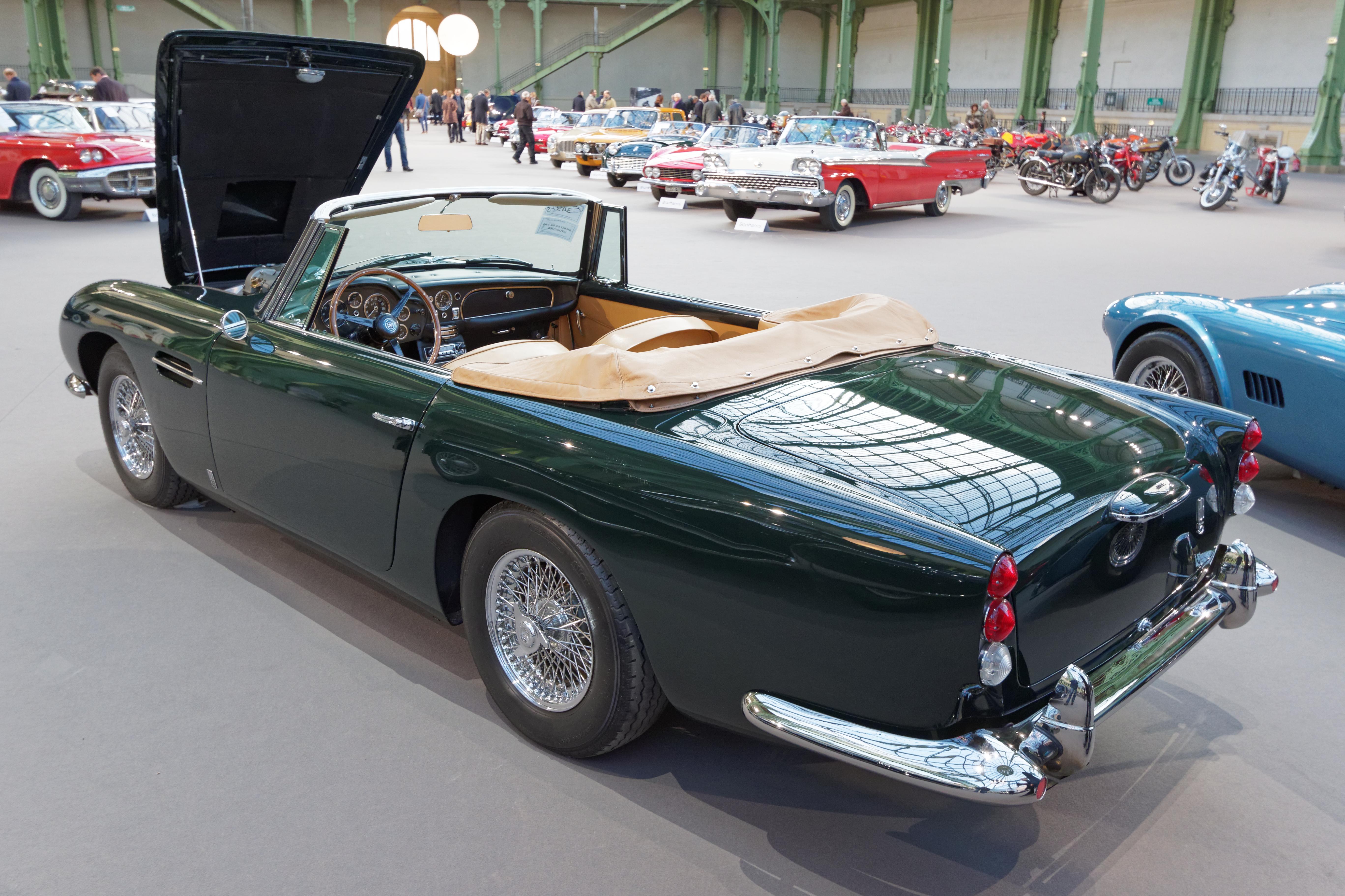 File Paris Bonhams 2015 Aston Martin Db5 Convertible 1965