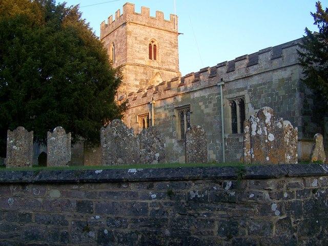 Parish Church, Barford St Martin