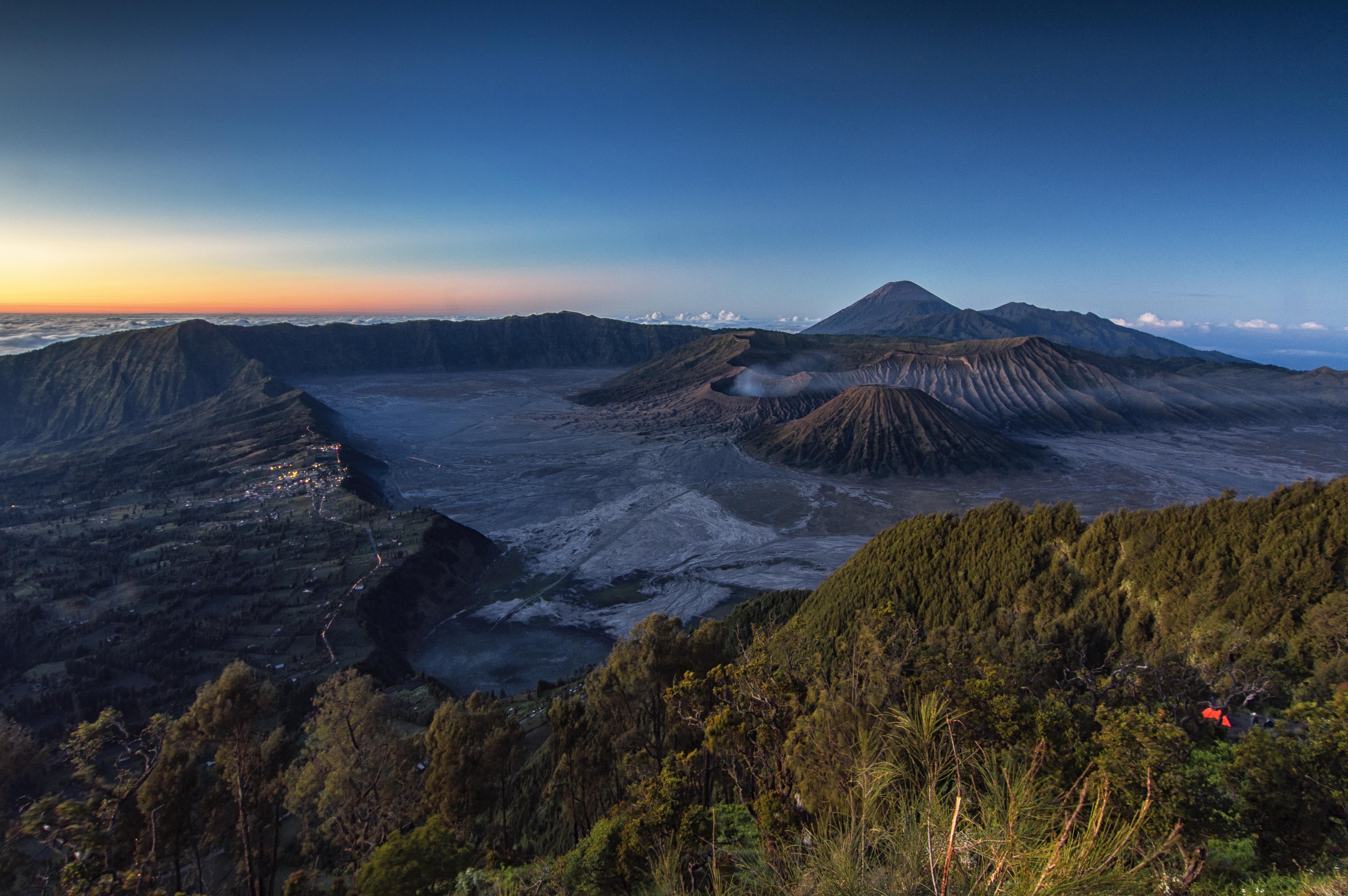 File Pemandangan Kaldera Gunung Bromo Dari Viewpoint Pananjakan 1