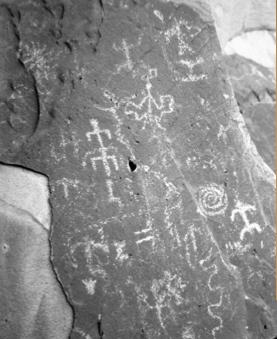 File:Petroglyphs at Laws Spring.jpg
