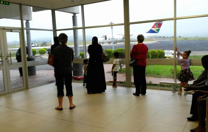 File:Pietermaritzburg Airport arrivals area.jpg