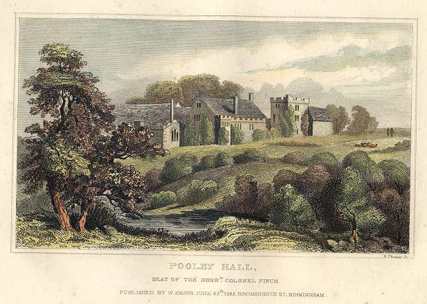 Pooley Hall Wikipedia