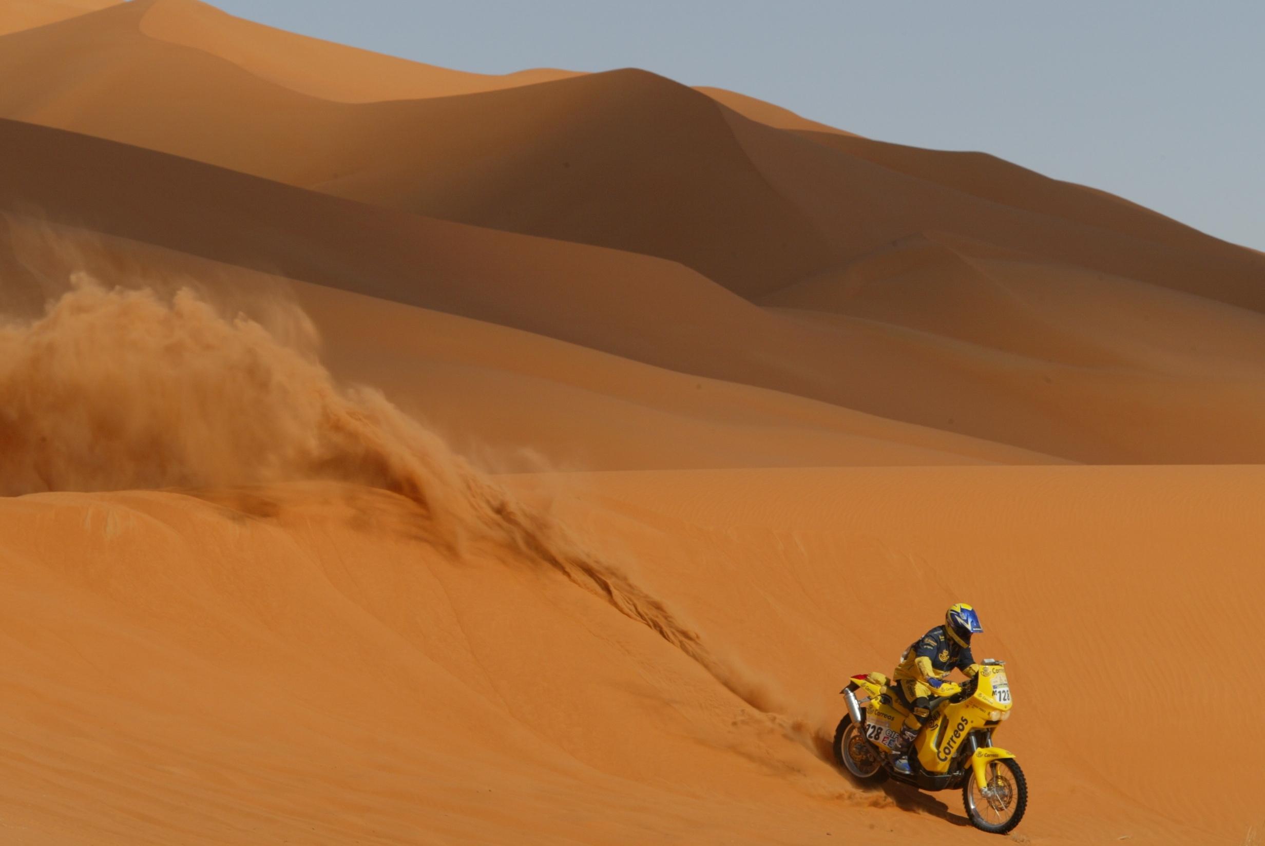Ktm Dakar Rally
