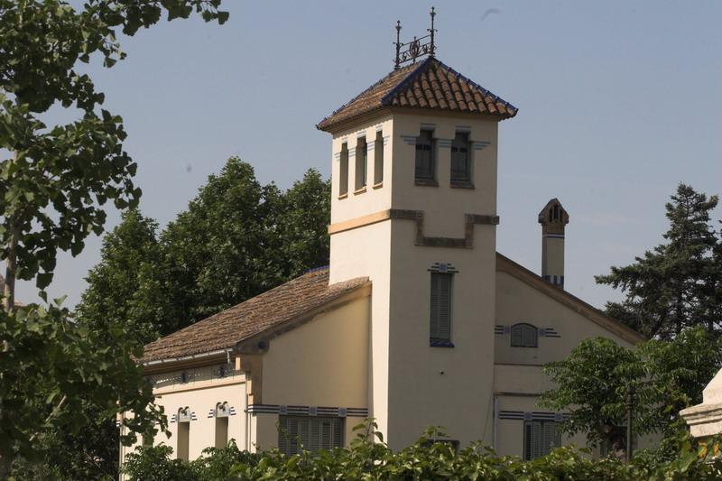 Casa antoni barraquer viquip dia l 39 enciclop dia lliure - Casa la garriga ...